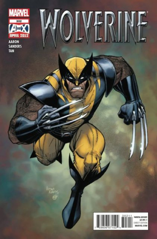 Wolverine #302