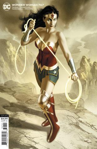 Wonder Woman #767 (Joshua Middleton Card Stock Cover)