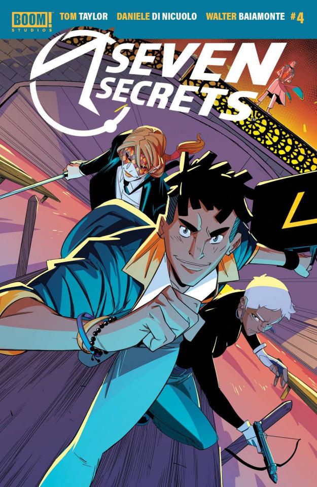Seven Secrets #4