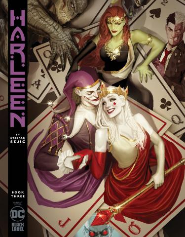 Harleen #3 (Variant Cover)