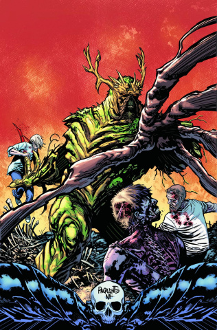 Swamp Thing Vol. 2: Family Tree