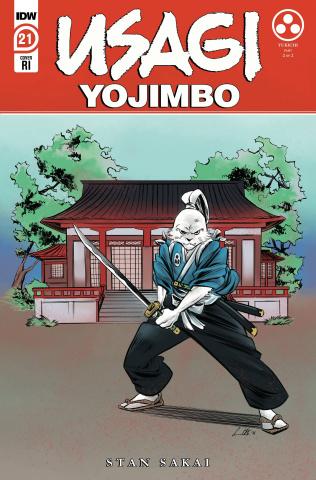Usagi Yojimbo #21 (10 Copy Soo Lee Cover)