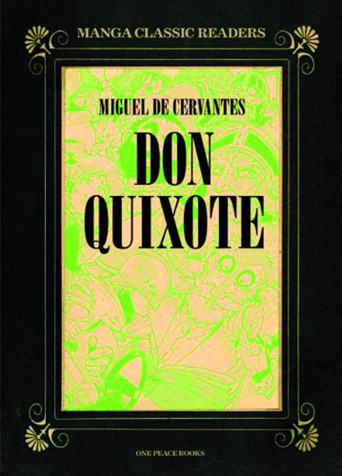Manga Classic Readers Vol. 3: Don Quixote