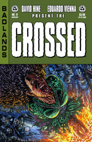 Crossed: Badlands #17