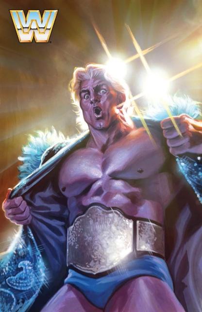WWE #3 (50 Copy Massafera Forever Cover)