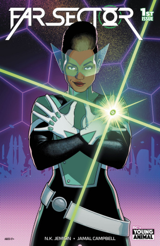 Far Sector #1 (McKelvie Cover)