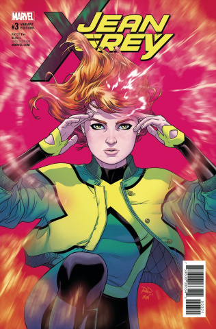Jean Grey #3 (Dauterman Cover)
