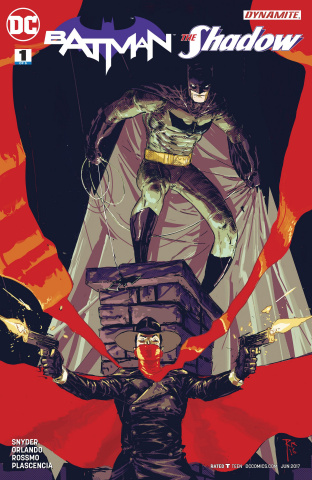 Batman / The Shadow #1