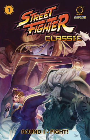 Street Fighter Classic Vol. 1: Round 1 Fight