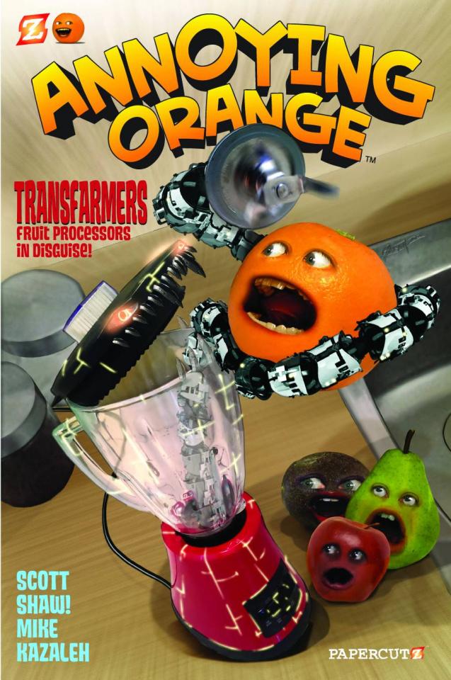 Annoying Orange Vol. 5: Transfarmers
