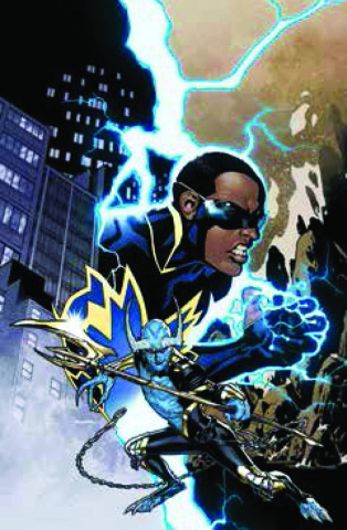 DC Universe Presents Vol. 3: Black Lightning and Blue Devil