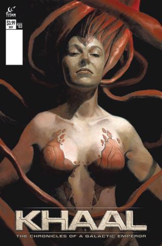 Khaal #3 (Secher Cover)