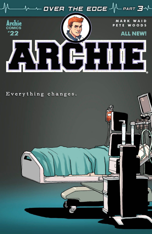 Archie #22 (Pete Woods Cover)
