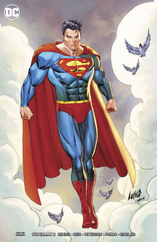 Superman #8 (Variant Cover)