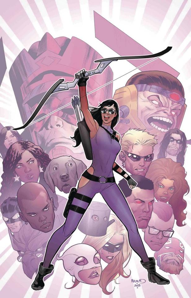 West Coast Avengers #1 (Renaud Cover)