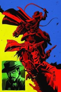 Django / Zorro #3 (10 Copy Francavilla Virgin Cover)