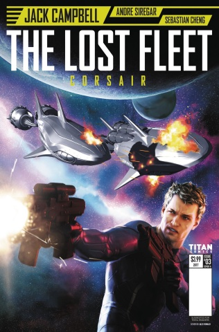 The Lost Fleet: Corsair #3 (Ronald Cover)