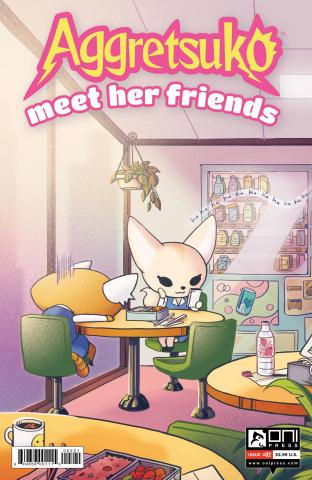 Aggretsuko: Meet Her Friends #2 (Cover B)