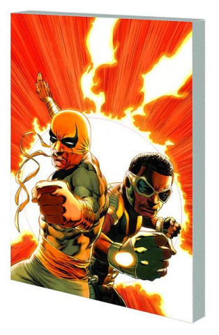 Power Man & Iron Fist: Comedy of Death