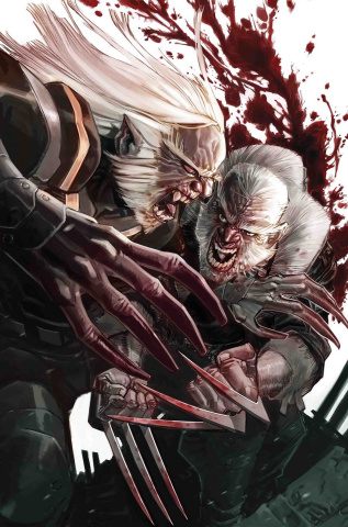 Weapon X #15