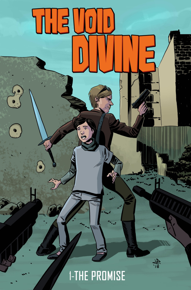 The Void Divine Vol. 1: The Promise