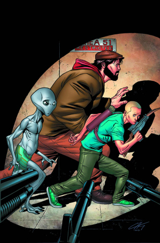Archer & Armstrong #10 (Henry Cover)