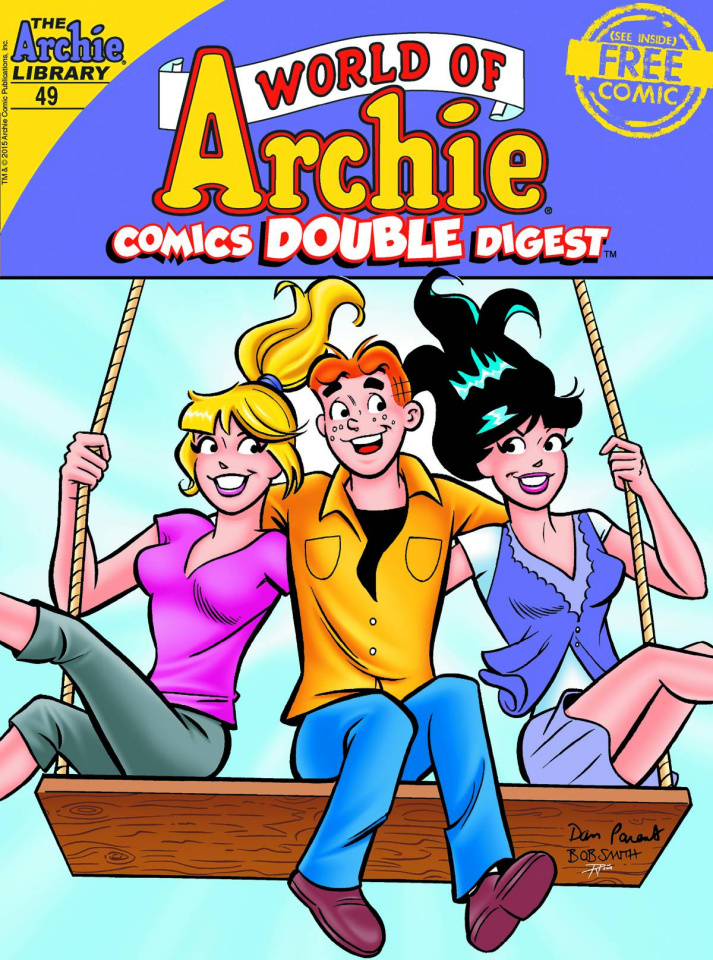 World of Archie Double Digest #49