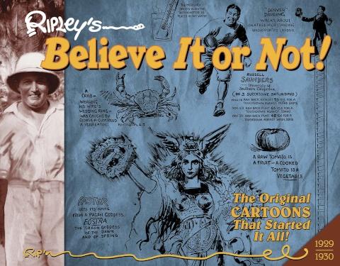 Ripley's Believe It or Not! Original Cartoons Vol. 1