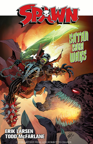 Spawn: The Satan Wars