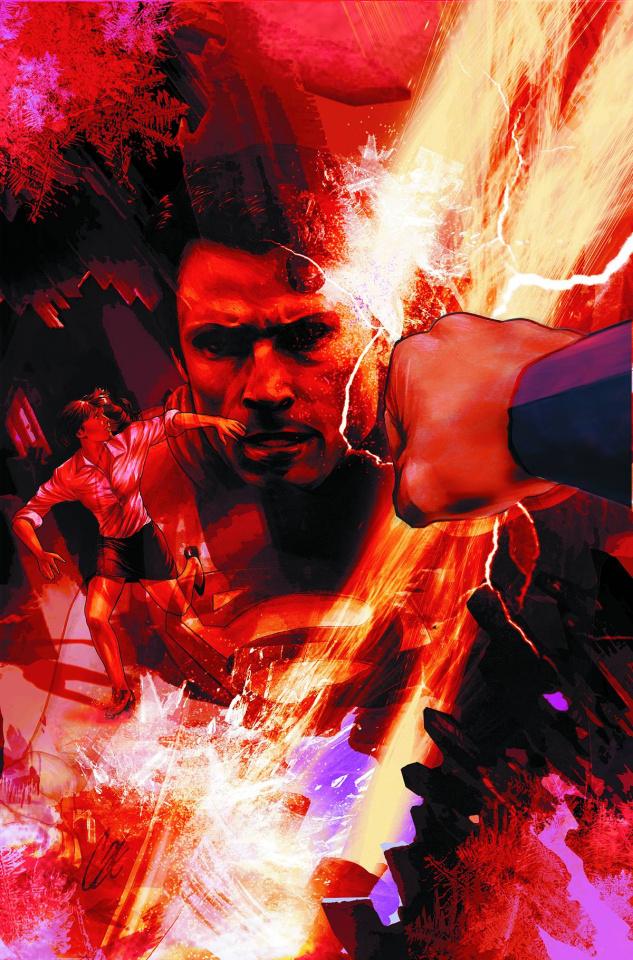 Smallville, Season 11: Chaos #2
