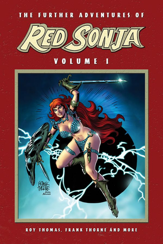 The Further Adventures of Red Sonja Vol. 1