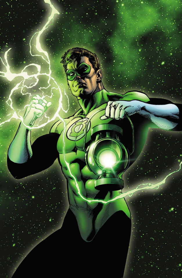 Green Lantern: Rebirth (Deluxe Edition)
