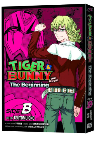 Tiger & Bunny: The Beginning Vol. 2: Side B