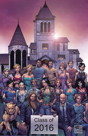 Grimm Fairy Tales #125 (Reyes Cover)
