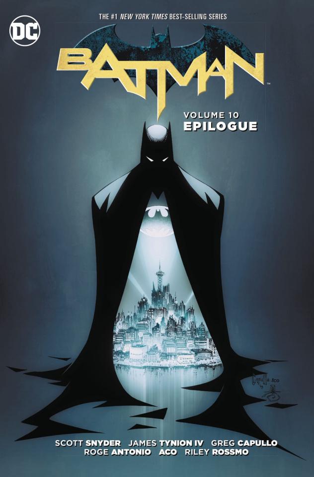 Batman Vol. 10: Epilogue