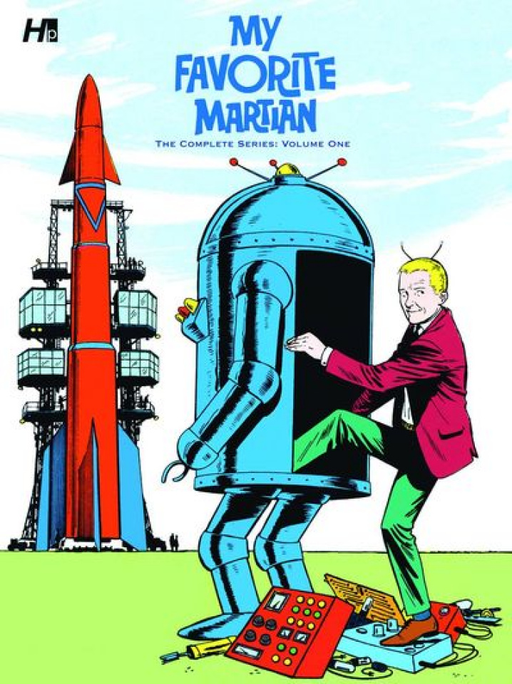 My Favorite Martian: The Complete Series Vol. 1