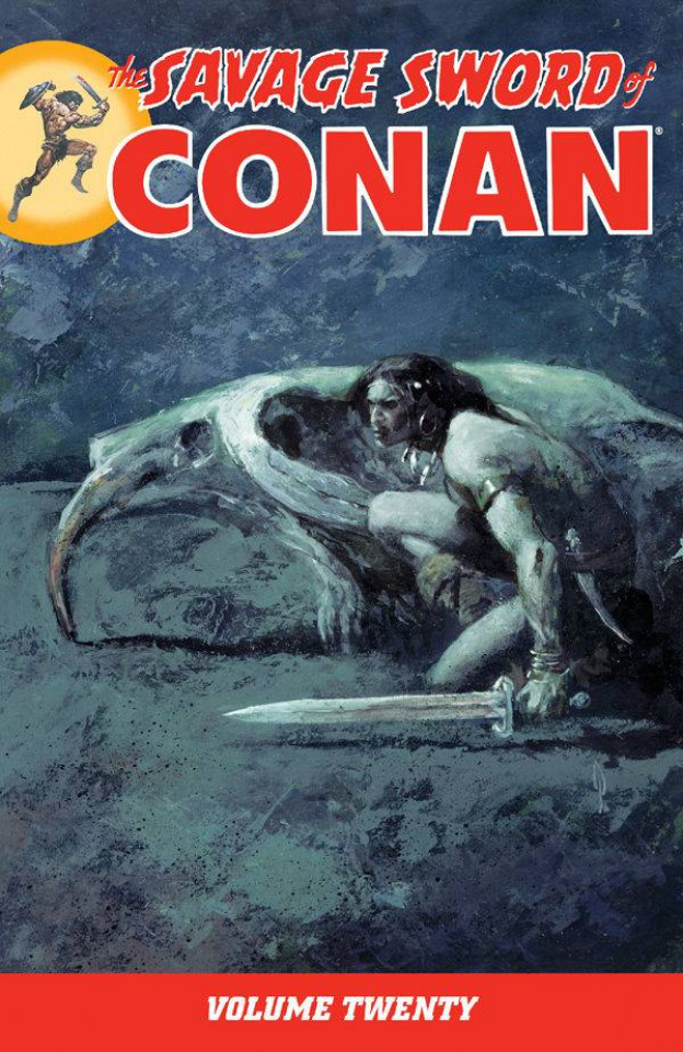 The Savage Sword of Conan Vol. 20