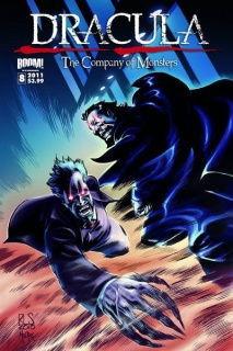 Dracula: The Company of Monsters #8