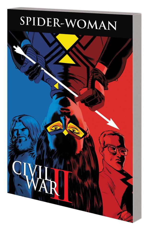 Spider-Woman Vol. 2: Shifting Gears, Civil War II