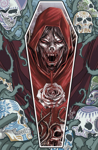 Morbius: The Living Vampire #9