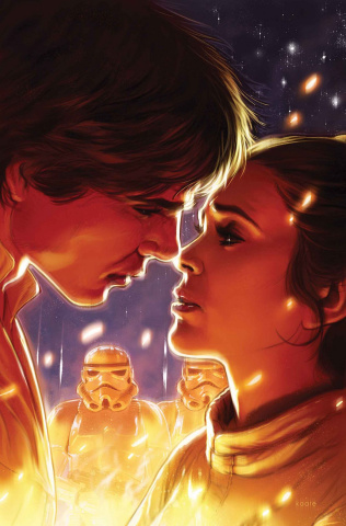 Star Wars #68 (Andrews Greatest Moments Cover)