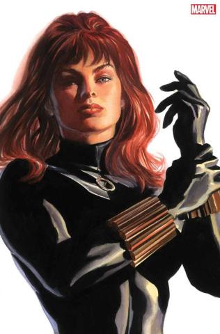 Black Widow #2 (Alex Ross Black Widow Timeless Cover)