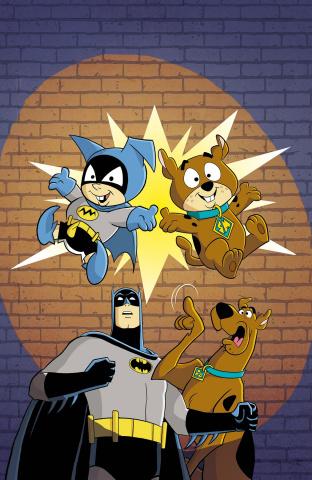 Scooby Doo Team-Up #50