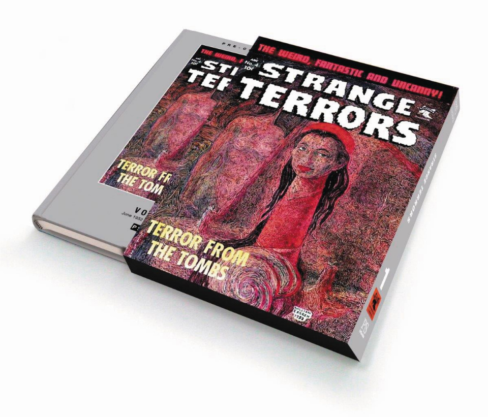 Strange Terrors (Slipcase Edition)