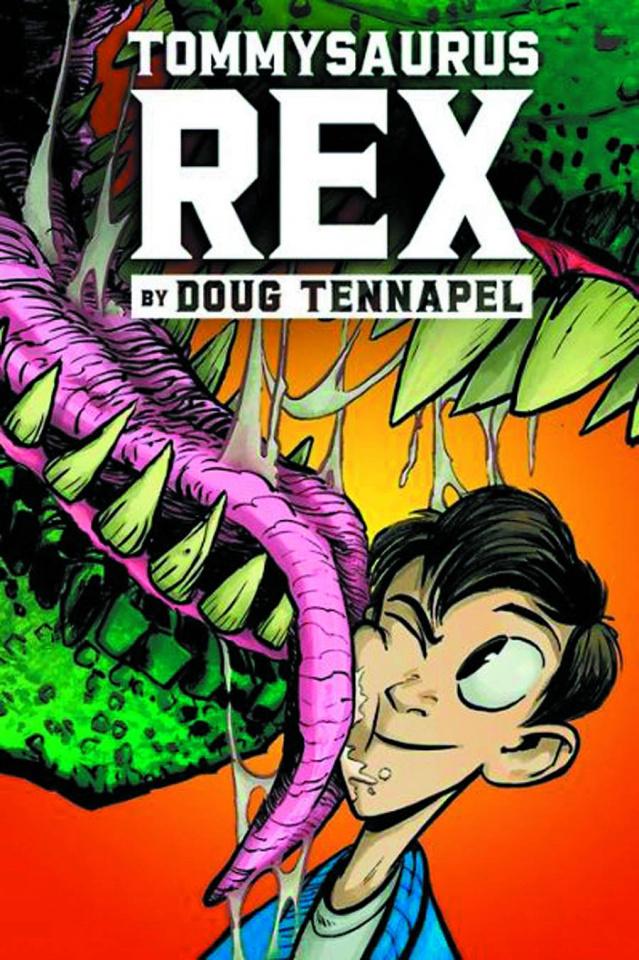 Tommysaurus Rex Vol. 1