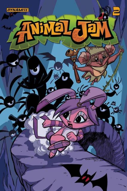Animal Jam #2 (Ruiz Cover)