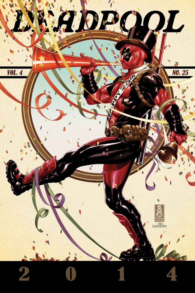 Deadpool #25.Now