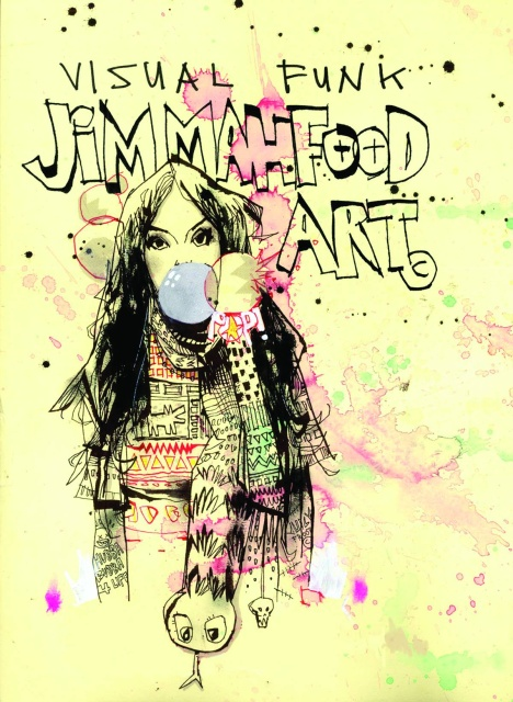 Visual Funk: Jim Mahfood Art