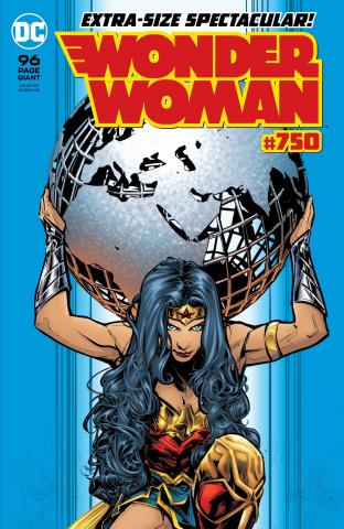 Wonder Woman #750