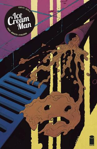 Ice Cream Man #21 (Morazzo & O'Halloran Cover)